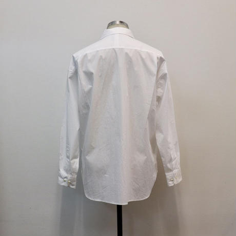 UNITUS(ユナイタス) SS19 Patch and Flap Shirt White【UTSSS19-S05】(N)