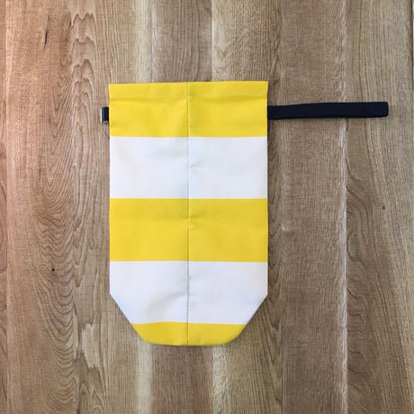 ITTI イッチ  ANNIE RICE BAG II sunbrella / yellow/ivory(N)