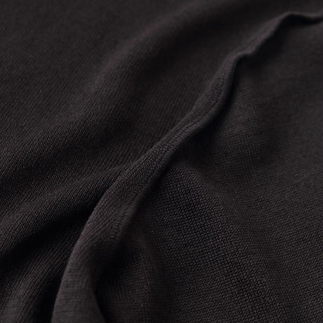 S.F.C  SS21 REVERSE CARDIGAN Black【SFCSS21KN01】(N)