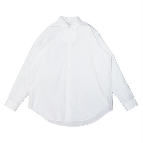 UNITUS(ユナイタス) Super Large Shirt White【UTSSS21-S03】(N)