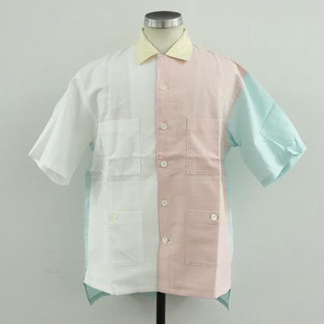 ChahChah チャーチャー Crazy Safari Shirt Ocean【CC19SS-S-02】(N)