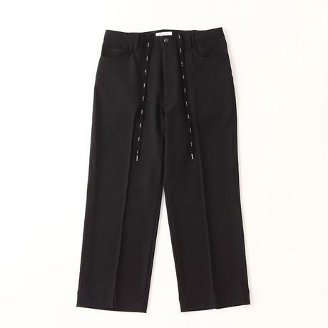 e.sen イーセン tony poly wool black【esenfw21p03】(N)