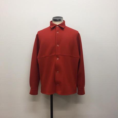 UNITUS(ユナイタス) FW18 Dolman Sleeve Jacket  Red【UTSFW18-S01】(N)