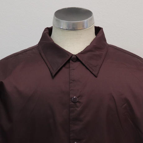 TEN BOX(テンボックス) J TENBOX COACH JACKET BURGUNDY