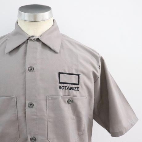 BOTANIZE ボタナイズ WORK SHIRTS GREY(N)
