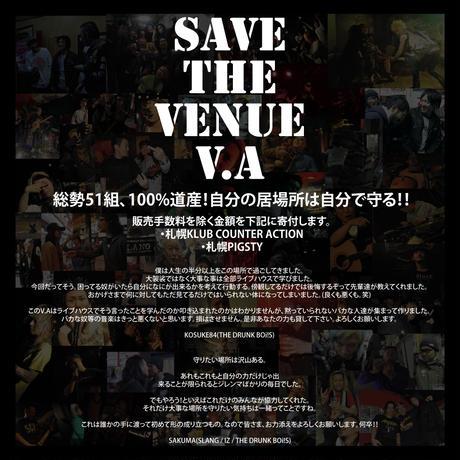 SAVE THE VENUE V.A