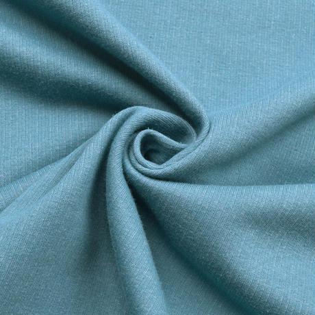 PANASPUR ポンチ素材 ポケット付き クルーネック ビッグシルエットTシャツ 0403506-21(グレー)