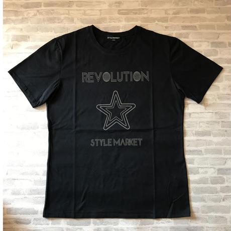 STAR-TEE / BLACK