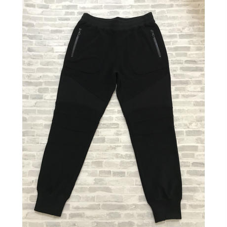 SILKPILE Bikerpants / BLACK