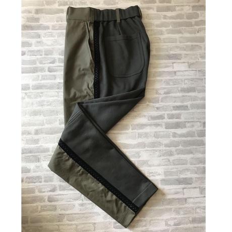LINE PANTS / KAHKI