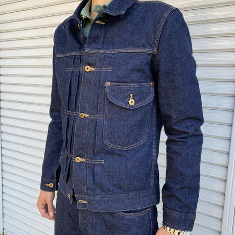 【お取寄せ可能】TCB jeans TCB CAT BOY JKT