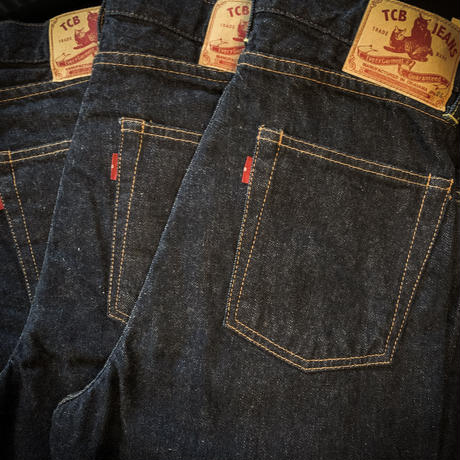 TCB jeans 50's NORMA JEANS (701 Style)
