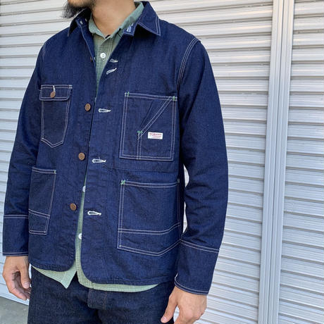 【お取寄せ可能】TCB jeans TCB TABBYS JACKET 10oz DENIM