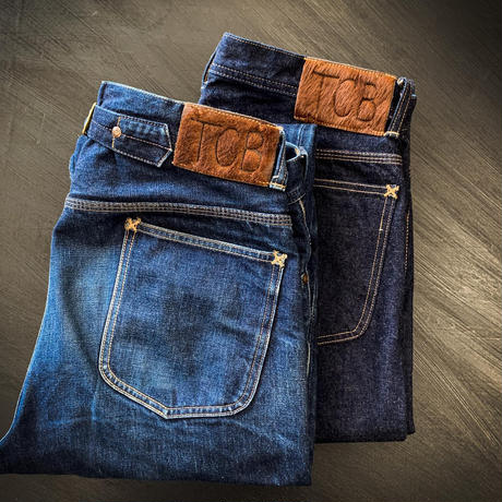 TCB jeans TCB CATBOY JEANS