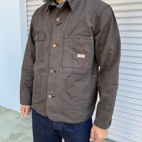 【お取り寄せ可能】TCB jeans TCB TABBYS JACKET Charcoal Grey Duck