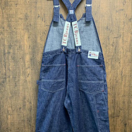 TCB jeans Tabby's Overall