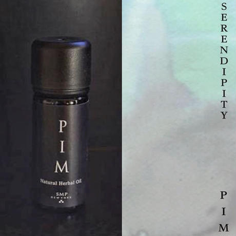 PIM / Natural Herbal Oil  - SERENDIPITY / セレンディピティ