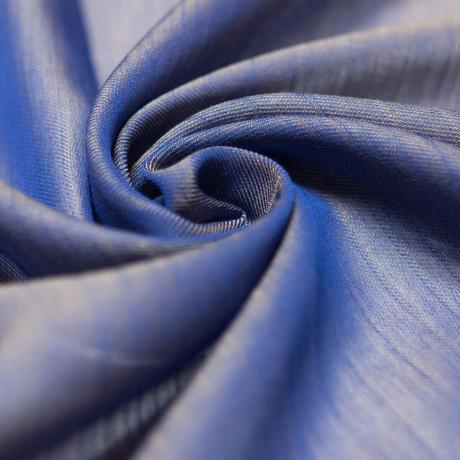 orit.-kin multi purpose chief blue beige /オリット - キン  織柄グラデーションマルチチーフ  ブルーベージュ