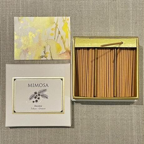 【東京香堂】お香-First Collection | ファーストコレクション| MIMOSA| ミモザ 65本入※Not available for Oversea