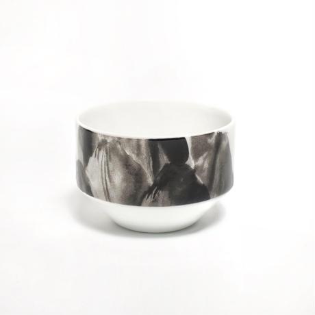 hakuji 白磁 酒杯 -アーティチョーク|White Porcelain Sake Cup -Artichoke