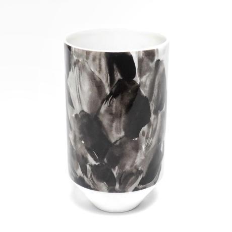 hakuji 白磁 麦杯 -アーティチョーク White Porcelain Mugihai/Cup -Artichoke