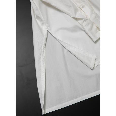 BAND COLLAR SHIRT -PRIEST- .003