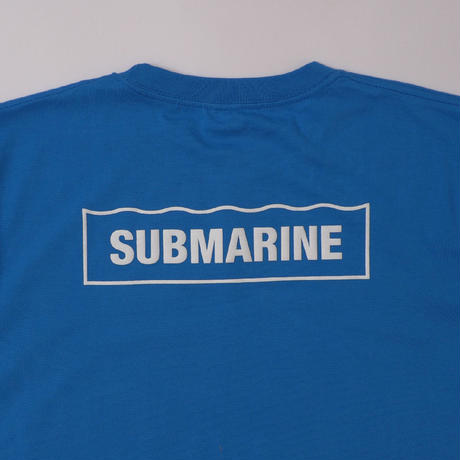 SUBMARINE #1908 Tee  Royal Blue