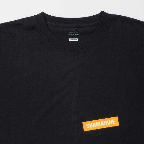 SUBMARINE #1906 Tee  Black