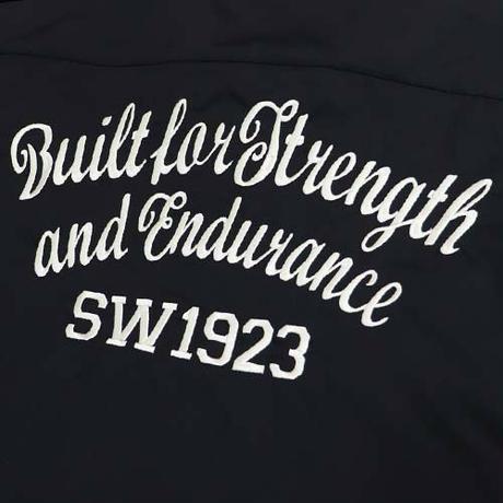SCW-1208 SW×CL花木九里虎半袖シャツ