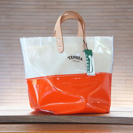 TEMBEA/DELIVERY TOTE MEDIUM 2TONE