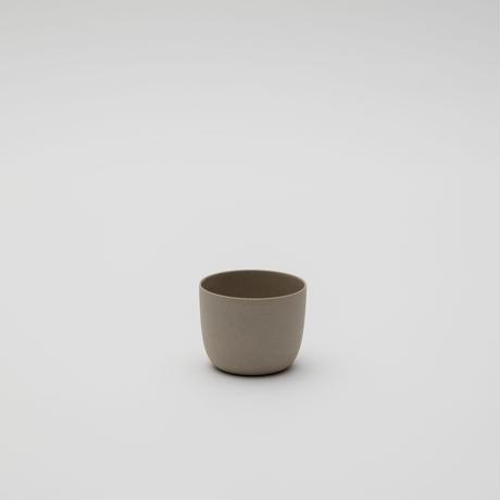 2016 Kirstie van Noort:Cup L / Gray Clay