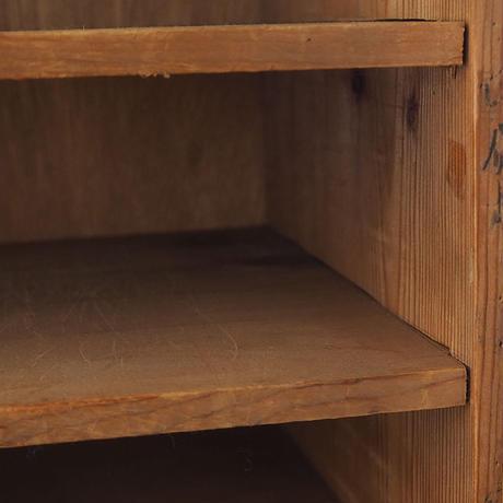 10段の書類棚