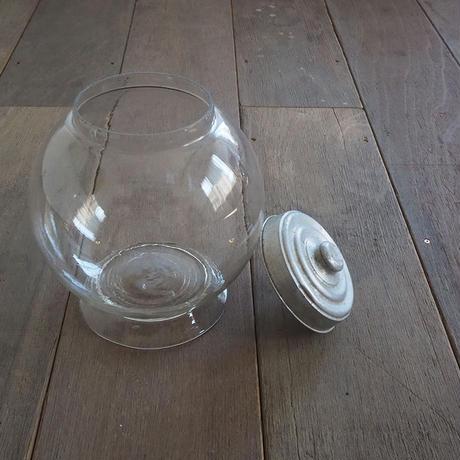 小振りな地球瓶