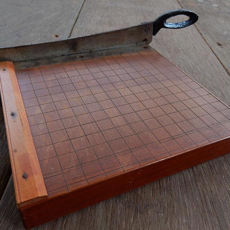木製裁断機 セット [ a ] [ b ]