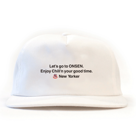 NewYorker Snapback cap
