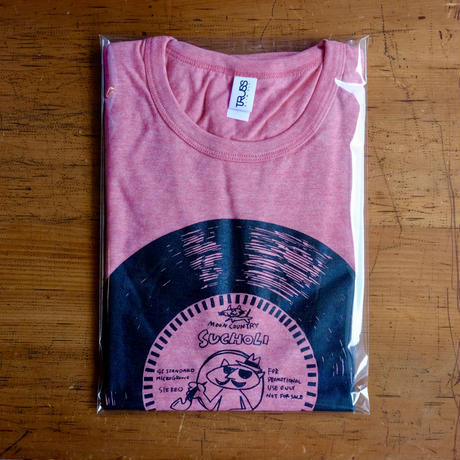SINGER SONGWRITER T-Shirts Red  XS