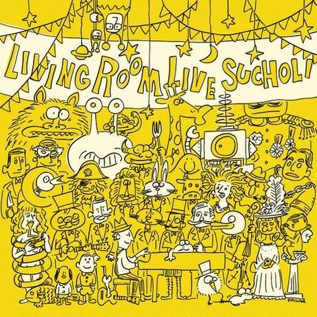 『LIVING ROOM LIVE』(CD ALBUM)