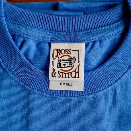 SINGER SONGWRITER T-Shirts Blue  S