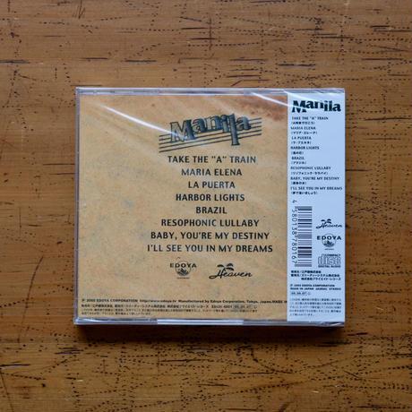 『Manila』 / マニラ(CD ALBUM)