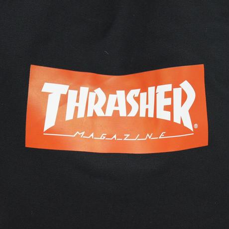 ボックスロゴショルダートート【THRASHER】(40389803)