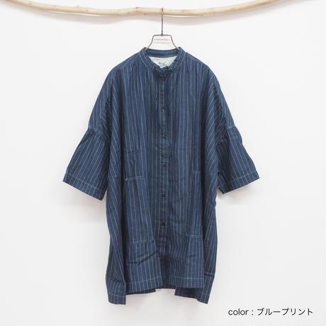 巾広シャツカーディガン(41179127)