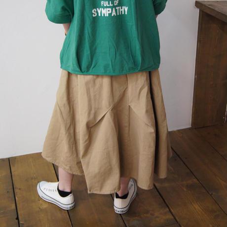 アシメバルーンスカート(40359001)