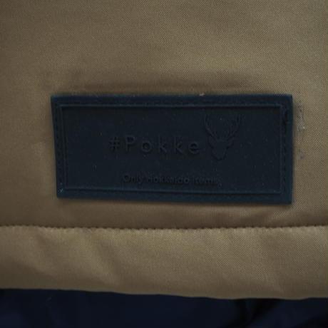 3レイヤーショートダウンジャケット(40439002)【#Pokke】
