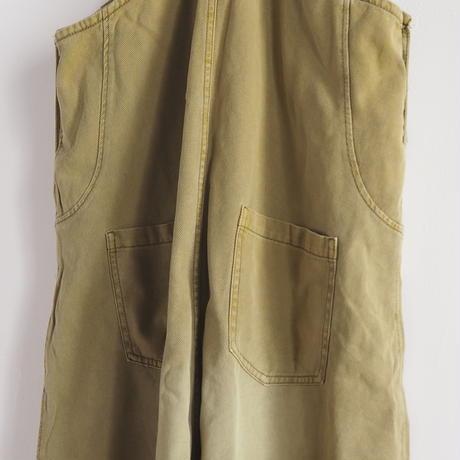 製品染めタックジャンパースカート(41159547)