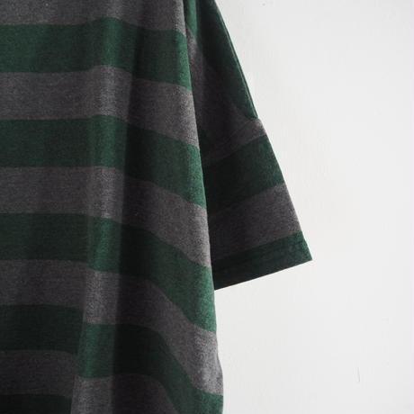 ボーダーパウダーBIGTシャツ(41220895)