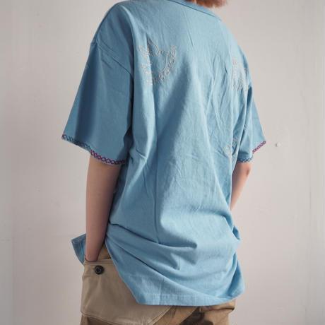 刺繍Tシャツ[LIME,INC](41128617)