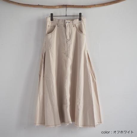 サイドフレアマキシスカート(40159094)