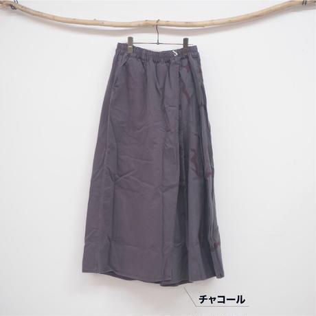 カモフラ柄アシメタックパンツ(41149531)