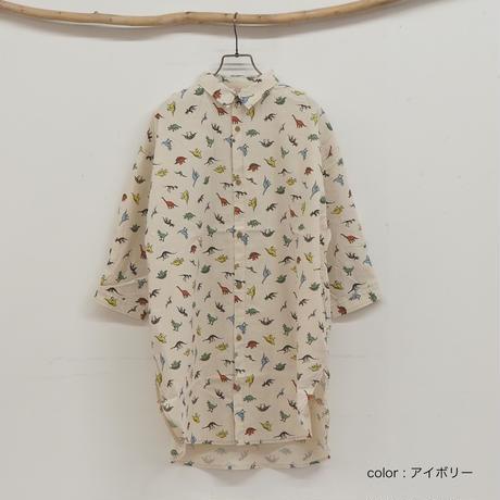 総柄プリントシャツ(41172002)
