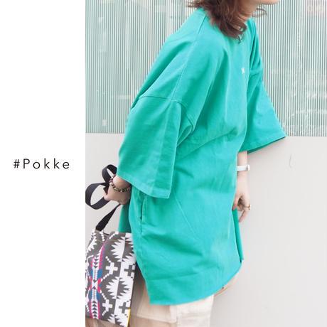#Pokkeパウダー加工ビッグプルオーバー[#pokke](41120833)